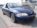 Used 2002 Chevrolet Cavalier for sale in Calgary, AB