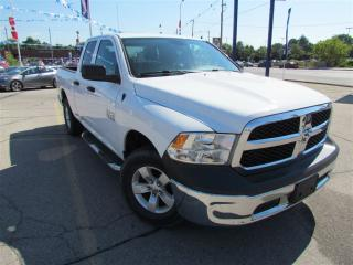 Used 2014 Dodge Ram 1500 | LOW KMS| 4X4 | 6CYL for sale in London, ON