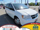Used 2015 Dodge Grand Caravan SXT | STOW 'N' GO | BLUETOOTH | for sale in London, ON