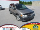 Used 2004 Pontiac Montana FRESH TRADE-IN | AS-IS SPECIAL for sale in London, ON