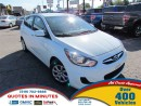 Used 2014 Hyundai Accent GL | SAT RADIO | BLUETOOTH | HEATED SEATS for sale in London, ON