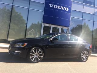Used 2016 Volvo S60 T6 Drive-E Premier, Blis, Tech, Climate for sale in Surrey, BC