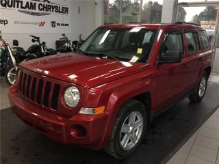 Used 2010 Jeep Patriot SPORT for sale in Coquitlam, BC