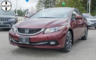 Used 2014 Honda Civic Touring for sale in Surrey, BC