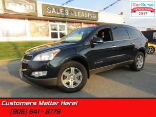 Used 2009 Chevrolet Traverse LT for sale in St Catharines, ON