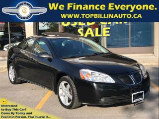 Used 2007 Pontiac G6 SE 2 YEARS POWERTRAIN WARRANTY for sale in Concord, ON