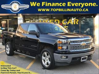 Used 2015 Chevrolet Silverado 1500 LT Navigation, Leather, Only 37K kms for sale in Concord, ON