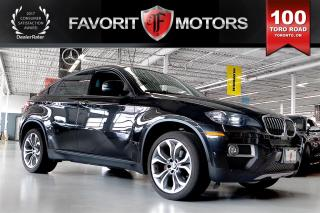 Used 2014 BMW X6 xDrive35i | ///M SPORT PKG | NAV | BACK-UP CAMERA for sale in North York, ON