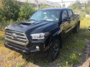 New 2017 Toyota TACOMA 4X4 DOUBLECAB V6 6A TRD SPORT UPGRADE PACKAGE for sale in Kentville, NS