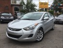Used 2013 Hyundai Elantra GLS,AllPwrOpti*HtdSeats*Bluetooth*HyundaiWarranty* for sale in York, ON