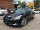 Used 2013 Infiniti G37 X XS*Camera*SkirtPkg*AllPwrOpti*LowKMs** for sale in York, ON
