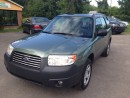 Used 2006 Subaru Forester 2.5X for sale in Barrie, ON
