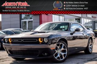 Used 2016 Dodge Challenger SXT|Sunroof|Nav|Leather|Htd&VntdFrntSeats|ParkSnse|20