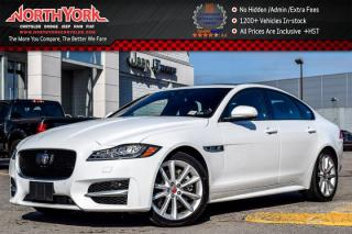 Used 2017 Jaguar XF 35t R-Sport|AWD|Tech.Pkg|LaneKeep|Meridian|Heat Seats|19