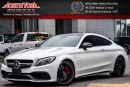 Used 2017 Mercedes-Benz C-Class AMG C63 S |V8BiTurbo|Sunroof|Nav|Leather|AMGExhaust|Burmester| for sale in Thornhill, ON