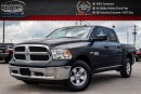 Used 2016 Dodge Ram 1500 SXT|4x4|Only 122 KM|Backup Cam|Bluetooth|Pwr Locks|Keyless|17