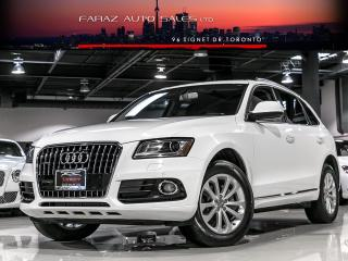 Used 2015 Audi Q5 NAVI|REAR CAM|PANO|PUSHSTART|LOADED for sale in North York, ON