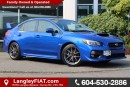 Used 2016 Subaru WRX STI Sport-tech Package NO ACCIDENTS, B.C OWNED for sale in Surrey, BC