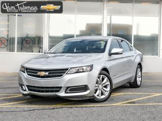 Used 2017 Chevrolet Impala 1LT for sale in Gloucester, ON