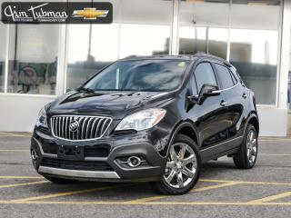 Used 2016 Buick Encore Leather for sale in Gloucester, ON