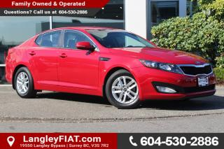 Used 2013 Kia Optima LX LOW KM'S! for sale in Surrey, BC