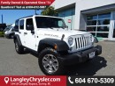 Used 2014 Jeep Wrangler Unlimited Rubicon for sale in Surrey, BC