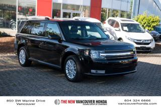 Used 2014 Ford Flex SEL - AWD for sale in Vancouver, BC