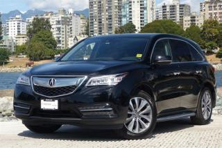 Used 2016 Acura MDX Navi *Navigation* Local Vehicle! for sale in Vancouver, BC