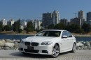 Used 2012 BMW 535xi *M Sport Package* for sale in Vancouver, BC