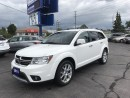 Used 2014 Dodge Journey R/T AWD  seats 7!!   LOADED for sale in Brantford, ON