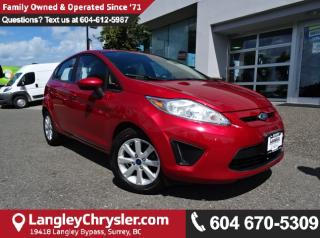 Used 2012 Ford Fiesta SE *ONE OWNER*LOCAL BC CAR* for sale in Surrey, BC