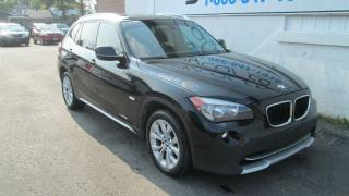 Used 2012 BMW X1 xDrive28i for sale in Richmond, ON