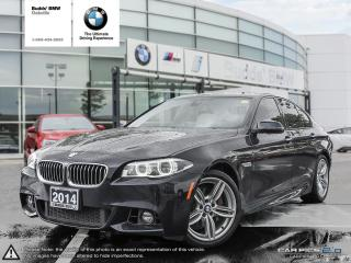 Used 2014 BMW 535xi M Sport AWD | RV CAM | HEADS-UP DISPLAY | for sale in Oakville, ON