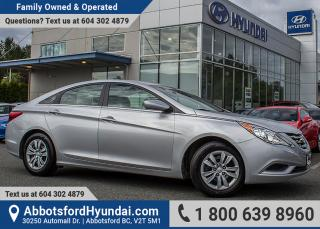 Used 2013 Hyundai Sonata GL for sale in Abbotsford, BC