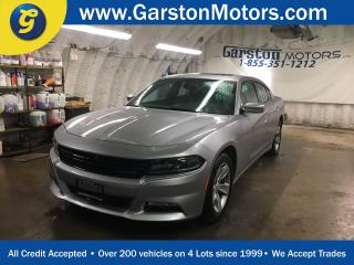 Used 2016 Dodge Charger NAVIGATION*POWER SUNROOF*REMOTE START*8.4-IN TOUCH SCREEN*HAND FREE PHONE W/STREAMING* for sale in Cambridge, ON