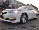Used 2014 Acura RLX LEATHER|NAVIGATION|BLUETOOTH|BACKUP CAM|SUNROOF|HEATED SEATS for sale in Concord, ON