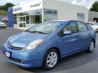 Used 2008 Toyota Prius Hybrid for sale in Kitchener, ON