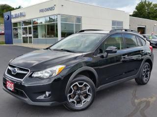 Used 2015 Subaru XV Crosstrek 2.0i w/Limited Pkg 5spd for sale in Kitchener, ON