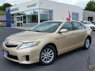 Used 2010 Toyota Camry HYBRID Hybrid for sale in Kitchener, ON