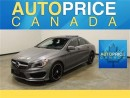 Used 2014 Mercedes-Benz CLA-Class CLA250 NAVIGATION PANORAMIC ROOF for sale in Mississauga, ON