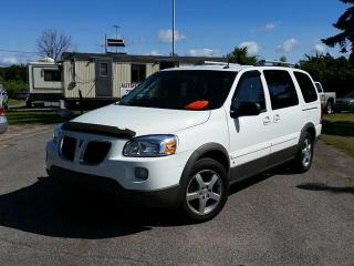 Used 2007 Pontiac Montana Sv6 w/1SC for sale in Gloucester, ON