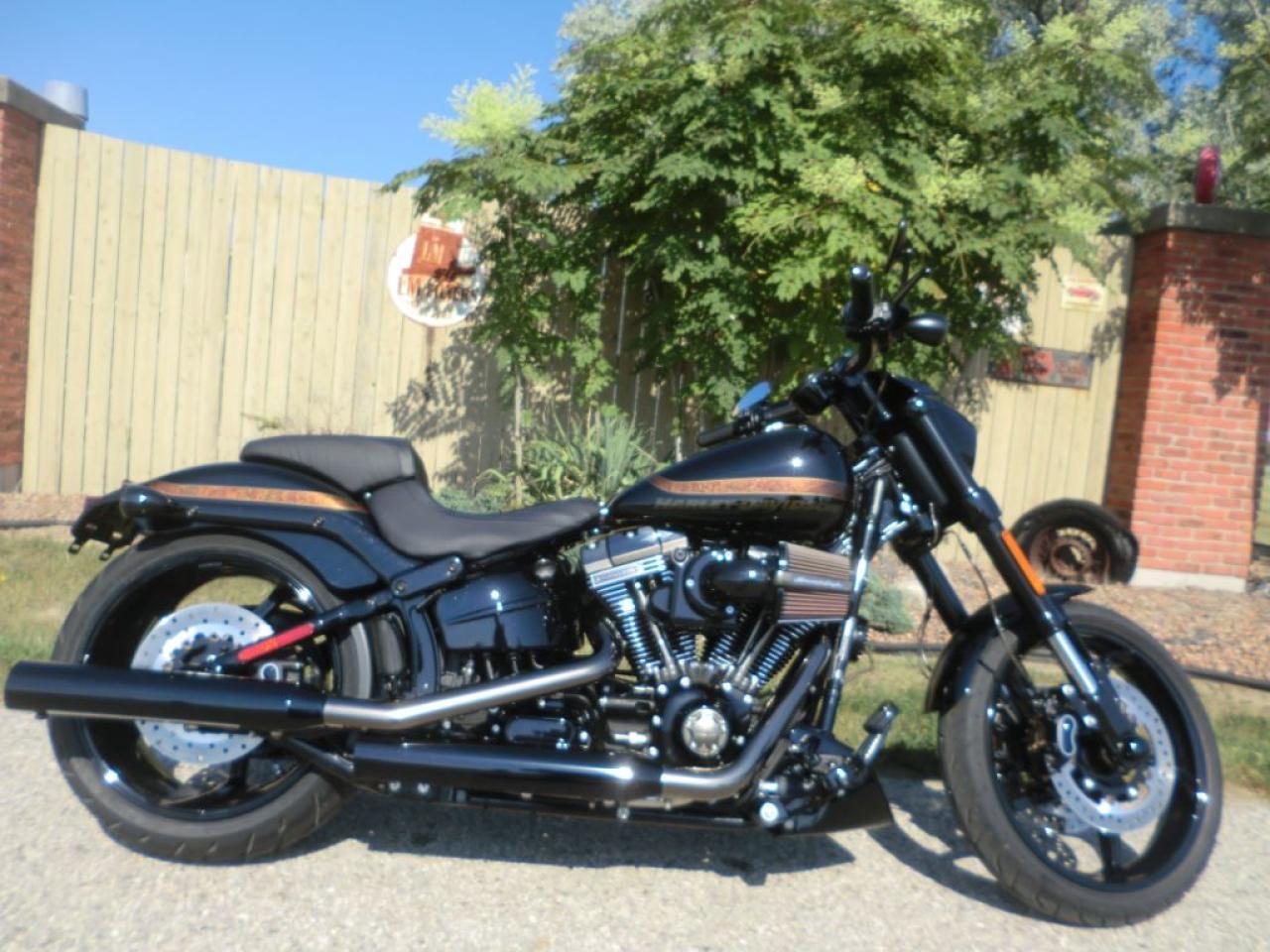 2016 Harley-Davidson Softail FXSE CVO PRO STREET  BREAKOUT