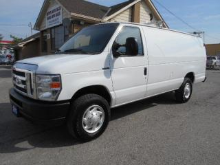 Used 2013 Ford E-250 Extended Cargo 4.6L Ladder Rack Divider Certified for sale in Etobicoke, ON