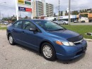 Used 2008 Honda Civic DX-G,New Yokohama Tires for sale in Scarborough, ON