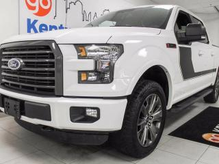Used 2016 Ford F-150 XLT. Just look at that appearance!!! It's unbelievable for sale in Edmonton, AB