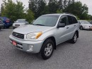 Used 2003 Toyota RAV4 for sale in Gormley, ON