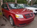 Used 2008 Dodge Grand Caravan SE, DVD, Power seat for sale in Scarborough, ON