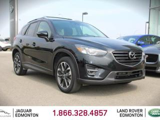 Used 2016 Mazda CX-5 GT AWD - Local One Owner Trade In | No Accidents | 2 Sets of Rims and Tires Included | Remote Starter | 3M Protection | Roof Rack/Rails | Heated Leather Seats | BOSE Audio | Navigation | Back Up Camera | Power Sunroof | Blind Spot Monitor | Lane Departure for sale in Edmonton, AB