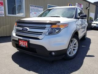 Used 2013 Ford Explorer XLT-TOUCH SCREEN-BACK UP CAMERA-BLUETOOTH for sale in Tilbury, ON