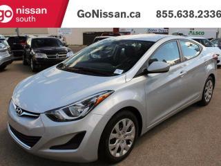 Used 2014 Hyundai Elantra GL 4dr Sedan for sale in Edmonton, AB